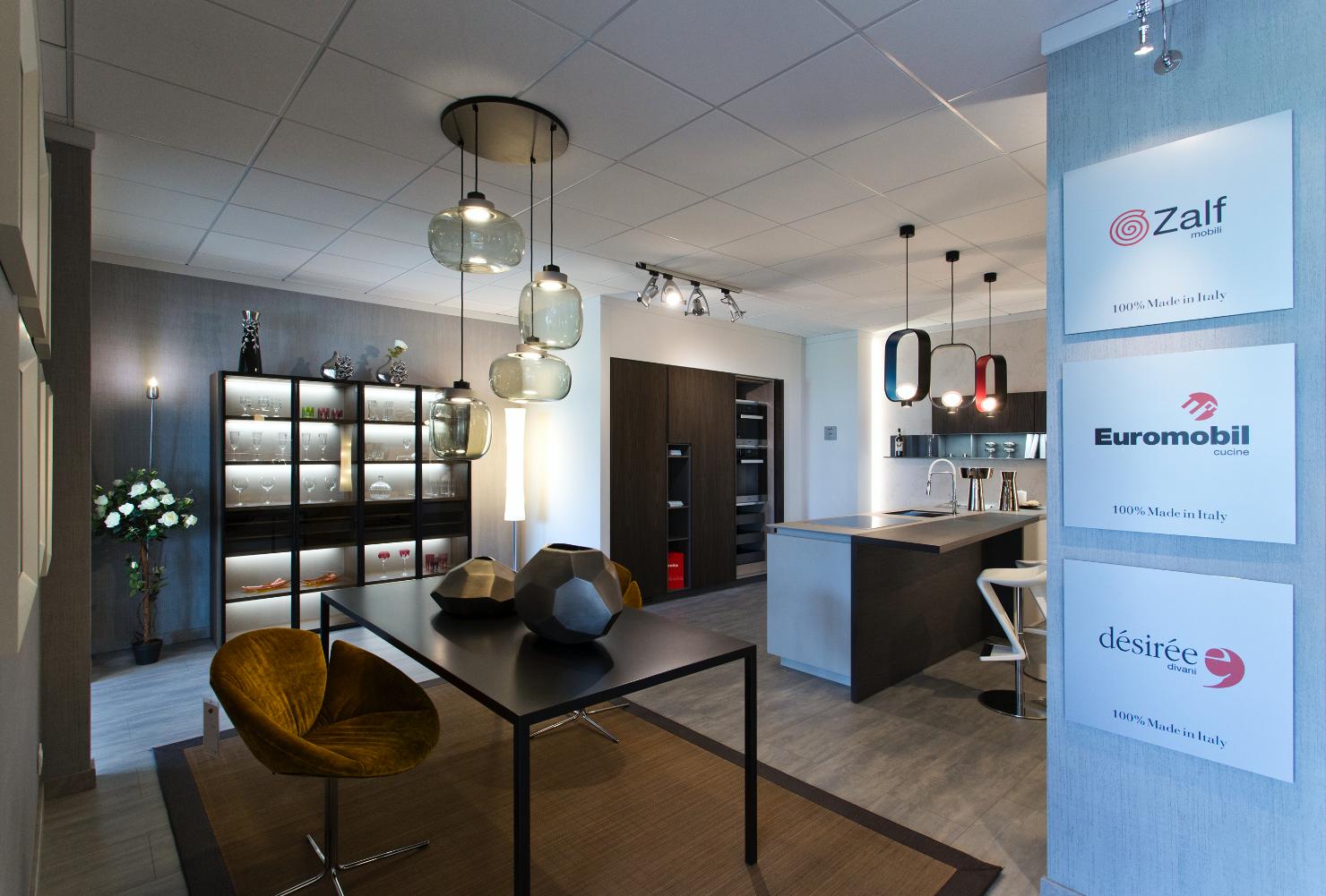 Nuovo Showroom